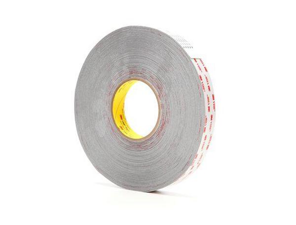 3M? VHB?雙面膠帶, 4926, 灰色, 600 毫米 x 33 米