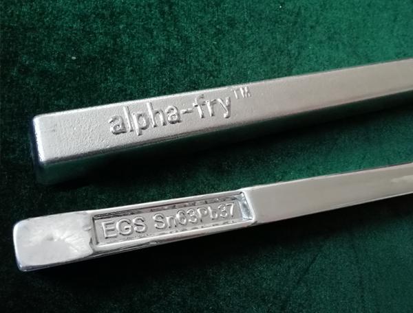 alpha-fry 焊錫條